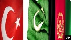 پاک ، افغان اور ترک افواج کی مشترکہ مشقوں پر غور