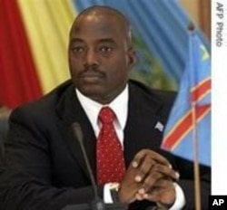President Joseph Kabila's government says it has stepped up fight against impunity.