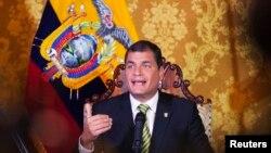Correa acusa a Chevron de emprender una campaña de desprestigio contra el gobierno y la justicia de Ecuador.