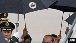 Tổng thống Miến Điện Thein Sein bắt đầu chuyến thăm 3 ngày tại Bắc Kinh, ngày 26/5/2011