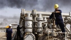 صادارت نفت عراق در حال حاضر با ايران برابری می کند