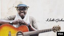 Nathi Gcbashe - Music Time in Africa