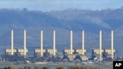 澳大利亚一发电厂