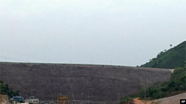 Sierra Leone's Bumbuna dam