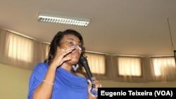 Ana Reis, candidata, Cabo Verde