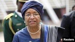 Liberia Sirleaf