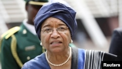 Liberia President Ellen Johnson Sirleaf orders investigation of possible forced repatriation of registered Ivory Coast refugees from UN camp in Liberia.