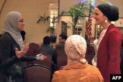 Amerika musulmonlarining aksariyati muhojirlar, asosan Janubiy Osiyo va arab davlatlaridan kelgan