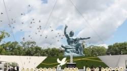 日本紀念原子彈爆炸76週年 和平使命超越憎恨