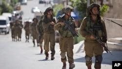 ອິສຣາແອລ ສືບຕໍ່ ຊອກຄົ້ນ ເຂດ West Bank