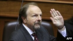Ông Salomon Lerner đã từ nhiệm sau thời gian làm Thủ tướng chưa đầy 5 tháng