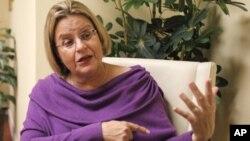 眾議院外交委員會主席共和黨籍國會眾議員伊蓮娜.羅斯-雷提南 (資料圖片)