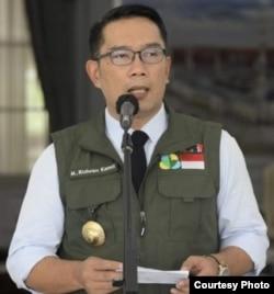 Gubernur Jawa Barat Ridwan Kamil (courtesy: Humas Jabar).