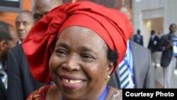 Nkosazana Dlamini Zuma
