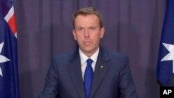 資料照:澳大利亞教育部長丹·特漢