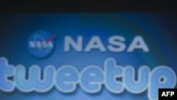 Автронавт Даг Уилок в штаб-квартире НАСА в Вашингтоне