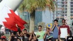 Bahreïn : violent assaut de la police contre des manifestants à Manama ( Archive ) Format: JPG Size: 300 x 300 Source: AP