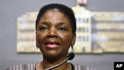 Ketua Badan Kemanusiaan PBB, Valerie Amos (Foto: dok).