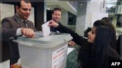 Suriye'de Belediye Seçimleri