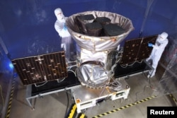 NASA plans to send TESS into orbit from the Kennedy Space Center in Florida aboard a SpaceX Falcon 9 rocket set for blastoff sometime between April 16 and June on a two-year mission.