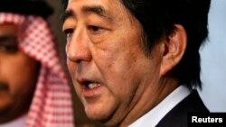 Yaponiya baş naziri Şinzo Abe