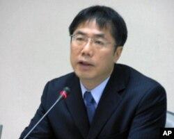 民进党立委 黄伟哲