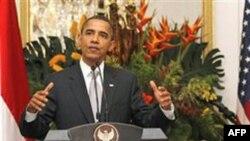 Обама:израильтяне и палестинцы должны приложить усилия