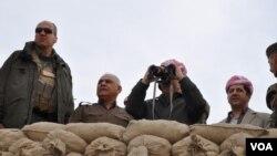 Masoud Barzani, 10 Dec12