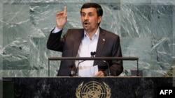 Ahmadinajod Obama bilan yuzma-yuz gaplashmoqchi