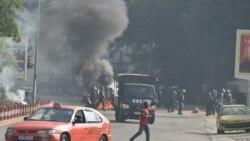 Des manifestations ont encore éclaté à Abidjan et dans ses environs