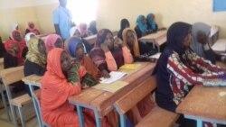 Reportage d'André Kodmadjingar, à N'Djamena au Tchad pour VOA Afrique
