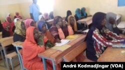 Etudiantes Tchadiennes