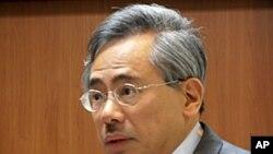 台湾卫生署长邱文达5月25号在国民党中常委