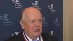 Станислав Шушкевич и медаль Свободы