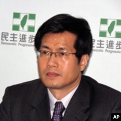 民进党发言人罗致政 Chih-Cheng Lo Democratic Progressive Party Spokesperson