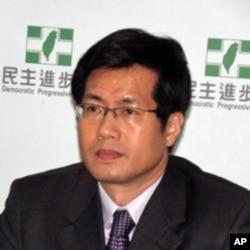 民进党发言人罗致政 Chih-Cheng Lo Democratic Progressive Party Spokesperson
