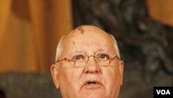 Bivši čelnik Sovjetskog saveza Mihail Gorbačov, 30. novembra 2011.