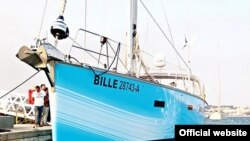 Embarcacao Vela Bille Angola Cables