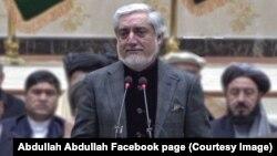 ښاغلي عبدالله ونه ویل چې خپل حکومت به کله اعلانوي