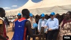 Le Camp de Mahama au Rwanda