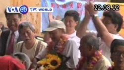 VOA60 Thế Giới 22/08/2012