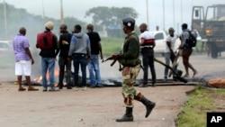 Zimbabwe Fuel Protests