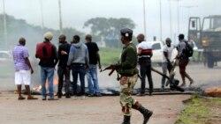 Au moins trois personnes tuées dans les violentes manifestations au Zimbabwe