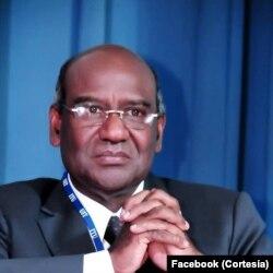 Marcelino Tayob, moçambicano que morreu no avião da Ethiopia Airlines