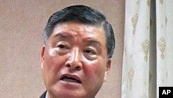 台湾国防部长高华柱