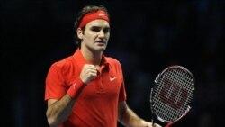 دیدار نفرات اول و دوم تنیس در فینال