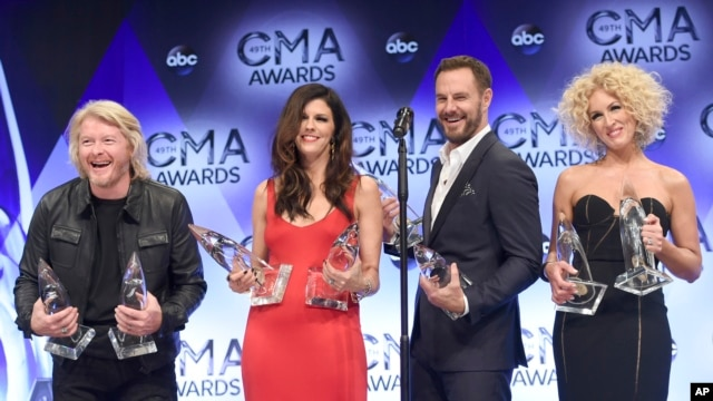 Little Big Town brilla en premios CMA