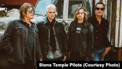 Stone Temple Pilots, 2018