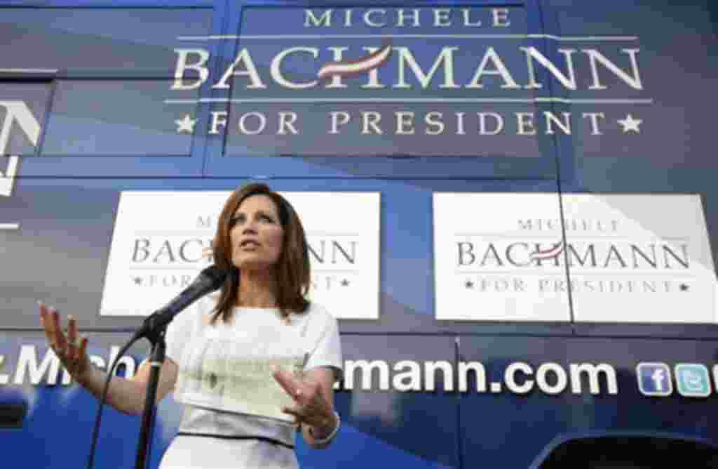 Michele Bachmann, congresista de Minnesota.