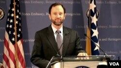 Ambasador Sjedinjenih Država u BiH, Patrick Moon